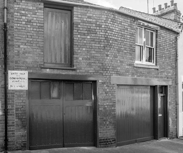 Workshops, Cambridge Street, Semilong, Northampton