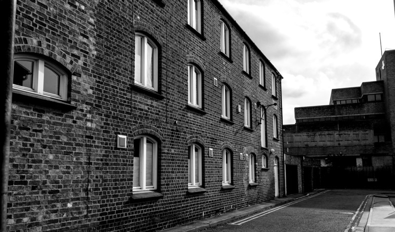 Former Shoe Facory and former sorting office off Adelade Street