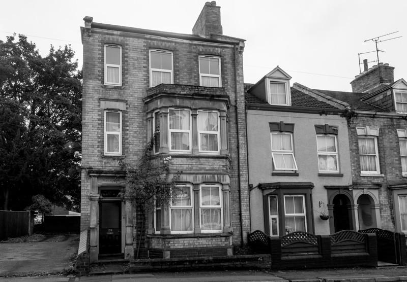 Houses, Hester Street, Semilong, Northampton
