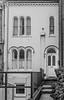 Round-topped windows, Semilong Road, Semilong, Northampton