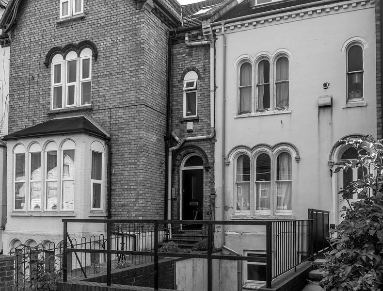 Round-topped windowed houses, Semilong Road, Semilong, Northampton