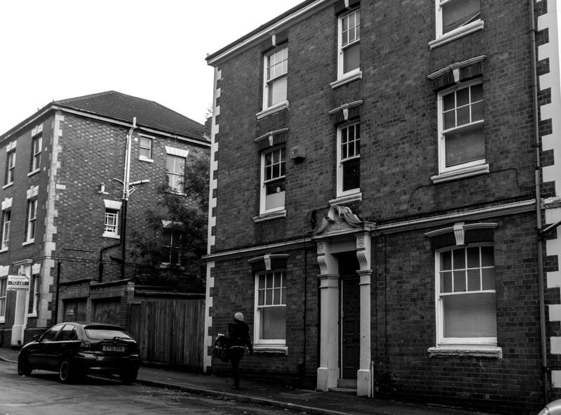 Large houses, Marriott Street, Semilong Road, Northampton