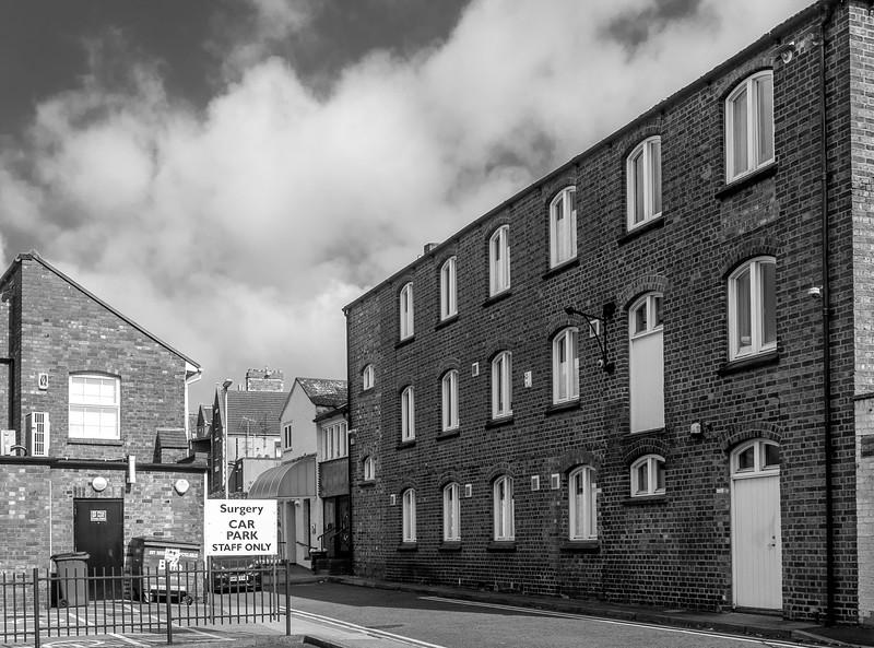Shoe Factory, Aliston Gardens, Semilong, Northampton