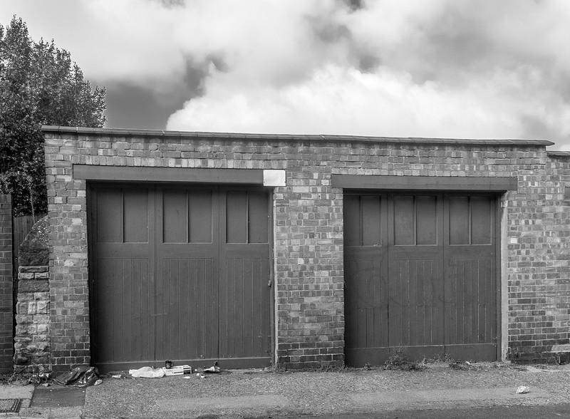 Garages, Semilong Road, Semilong, Northampton
