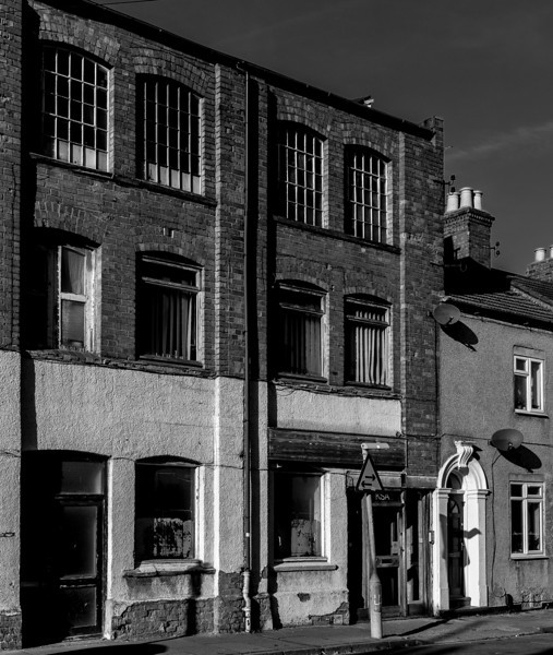 Workshops, Overstone Road, Northampton