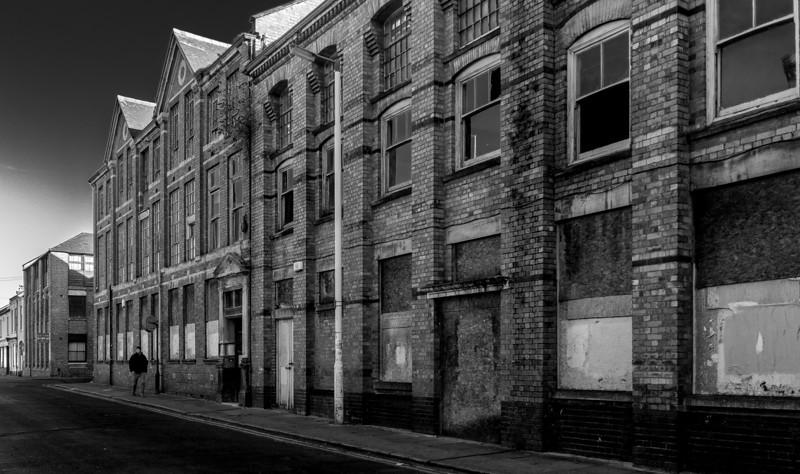 Dunster Street shoe factories