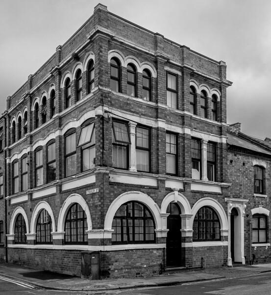 Shoe Factory, Stockley Road, Northampton