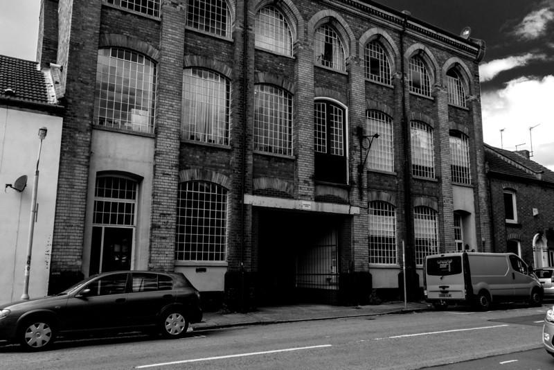 Shoe Factory, Palmerston Road, Northampton