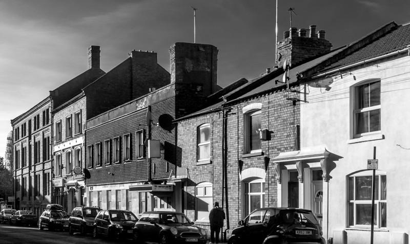 Overstone Road, Northampton