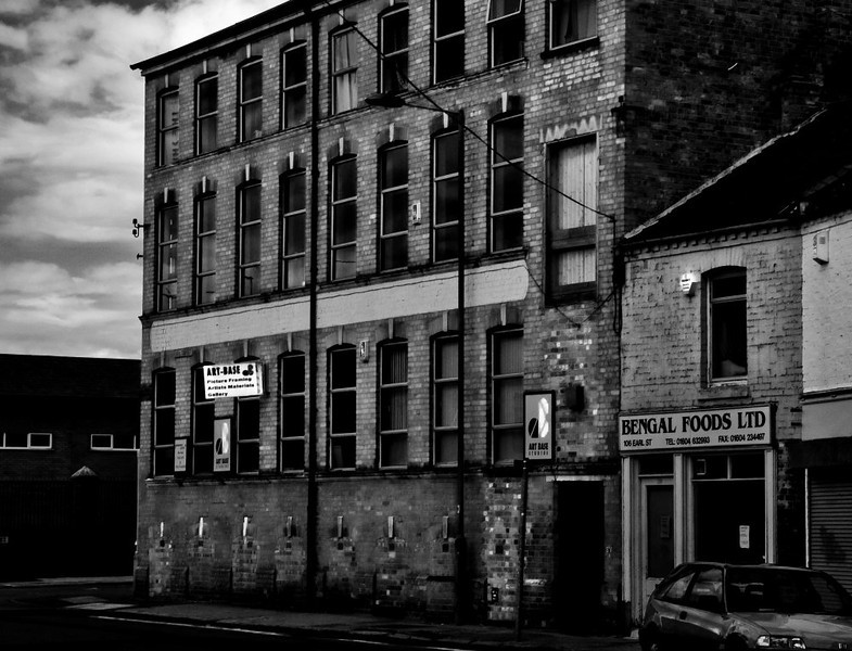 Old Shoe Factory, The Mounts, Northampton  small