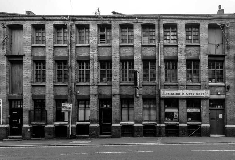 Unicorn Works, Shoe Factory, Saint Michaels Road, Northampton