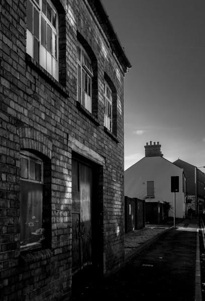 Workshop, Saint Michael's Road, Northampton