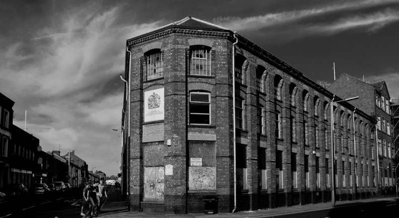 Hawkins Shoe Factory 2, Overstonr Road, Northampton