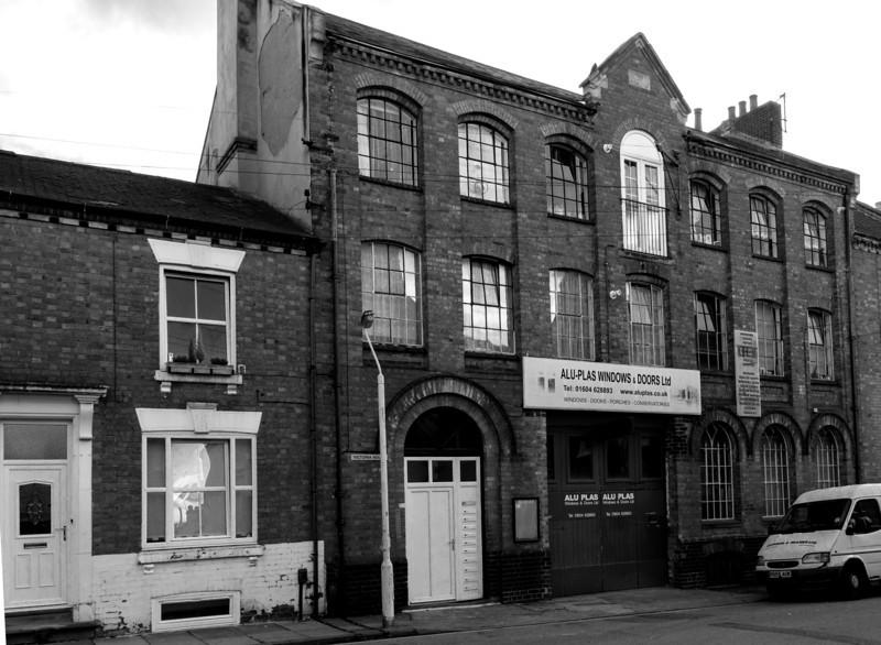 Shoe Factory, Stockly Street, Northampton