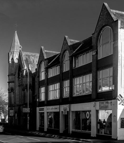 "Unitarian Church and WSee also <a href=""http://www.buildingsofnorthampton.co.uk"" rel=""nofollow"">www.buildingsofnorthampton.co.uk</a>arehouse, Kettering Road, Northampton"