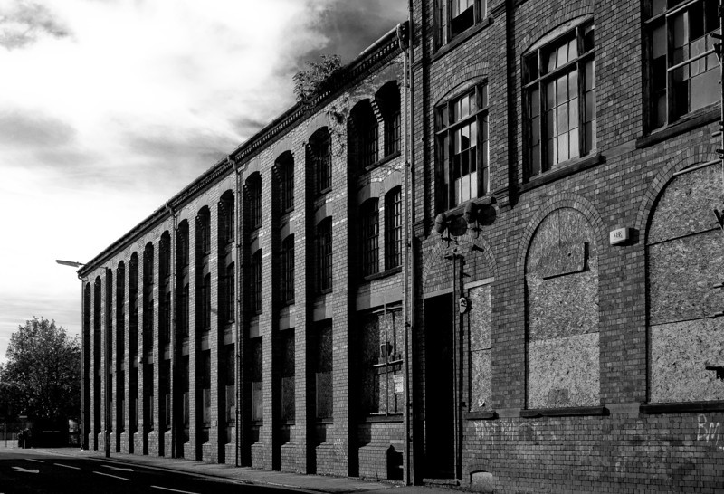 Shoe Factory, Overstonr Road, Northampton