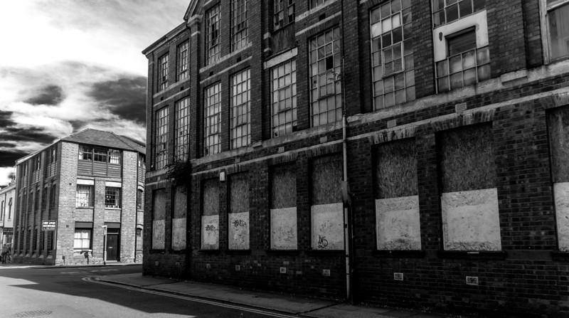 Shoe Facories, Overstone Road,  Northampton