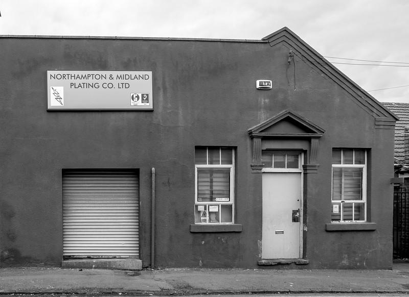 WJ Sherwin Boot Factory, Connaught Street, Northampton