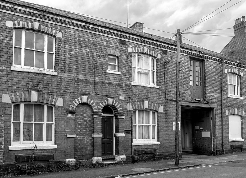 Shoe Warehouse, Connaught Street, Northampton