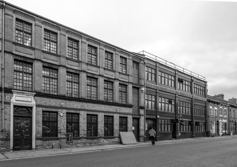 Trickers Shoe Factories, Saint Michael's Road, Northampton