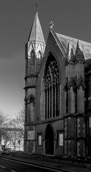 Unitarian Church, Kettering Road, Northampton