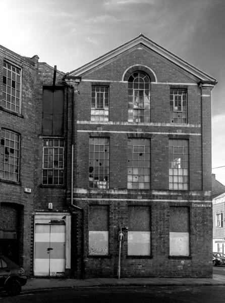 Shoe Factory, Dunster Street, Northampton