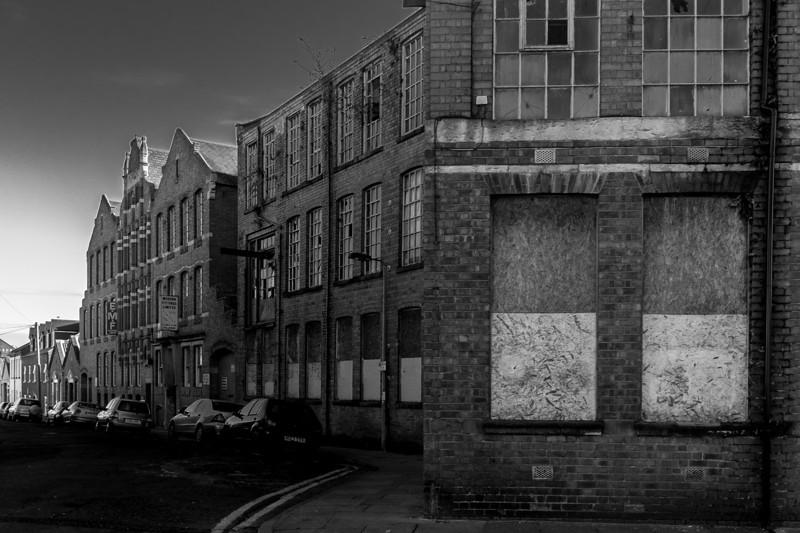 Shoe Quarter, Dunster Street, Northampton