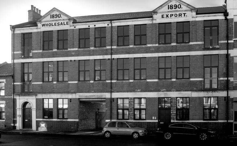 Shoe Factory, Henry Street, Northampton