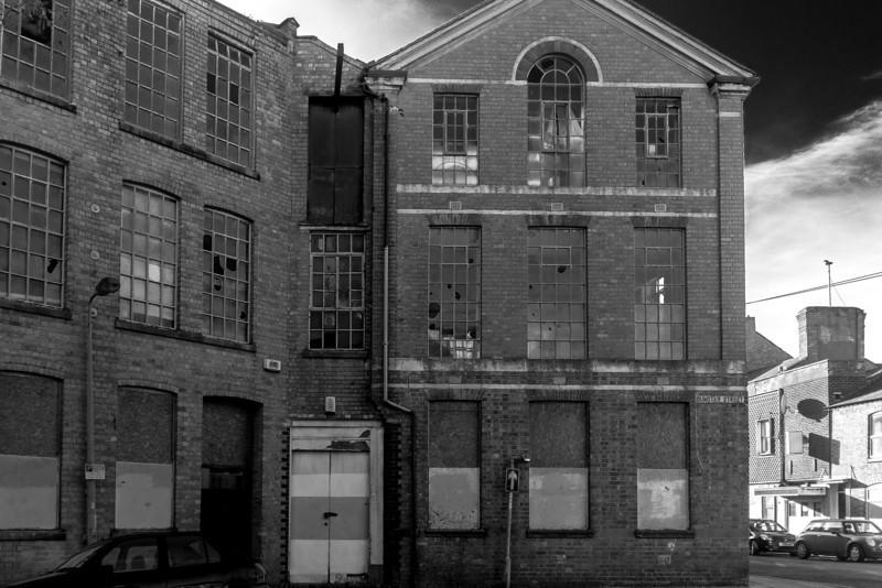 Factory, Dunster Street, Northampton