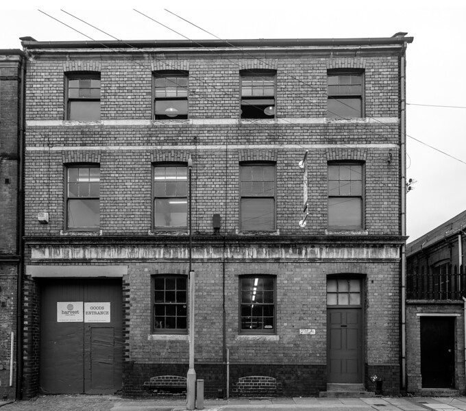 Shoe Factory, 70 Saint Michael's Road, Northampton