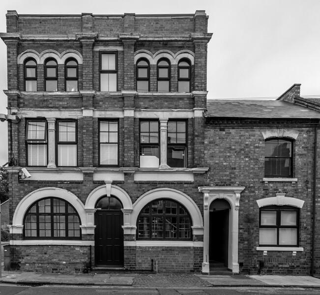 J & J Brown, Shoe Factory, Palmerston Road, Northampton