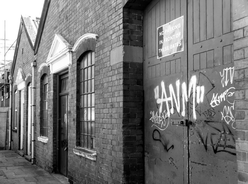 Facories, Dunster Road,  Northampton