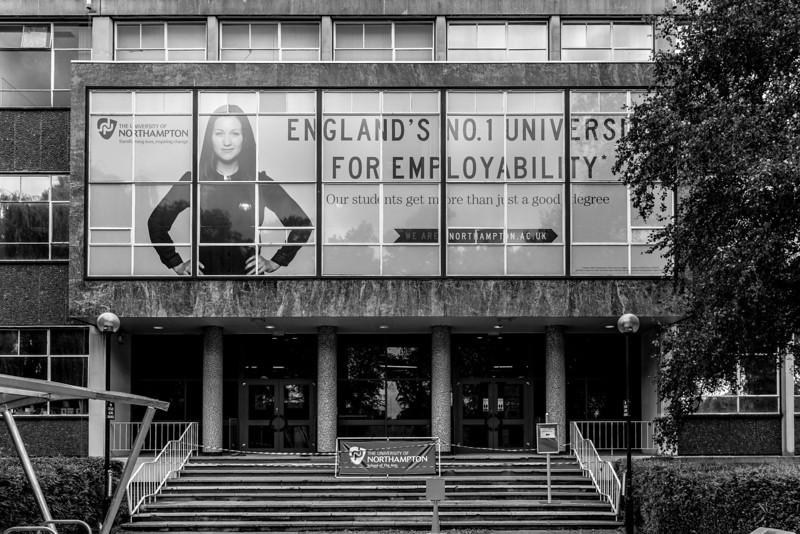Nene College-University of Northampton), St George's Avenue, Northampton