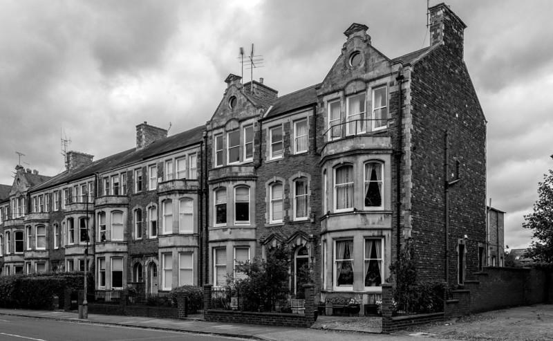 Large Victorian Townhouses, St George's Avenue, Northampton