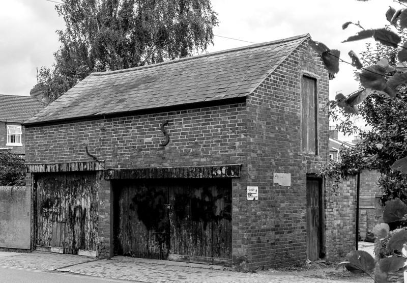 Garages St George's Avenue, Northampton