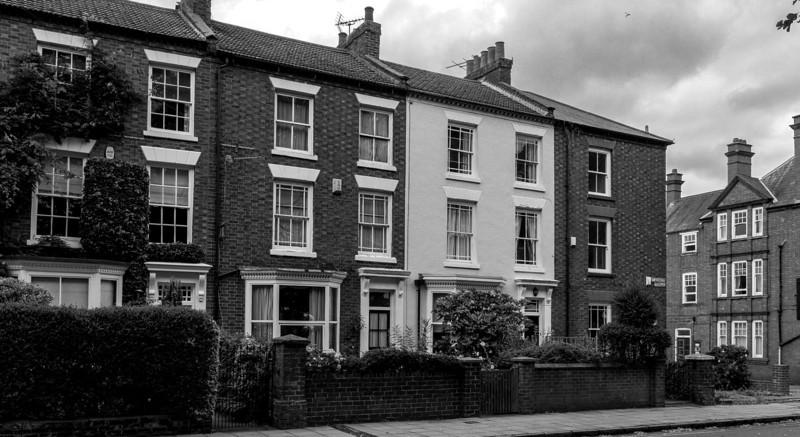 St George's Terrace, St George's Avenue, Northampton