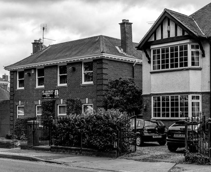 St George's Conservative Club, St George's Avenue, Northampton