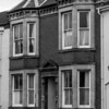Double fronted, double bay house with original sash windows, Althorp Road off St James Road, Northampton
