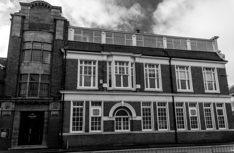 Offices, Church's Shoe Factory, St James Road, Northampton ,