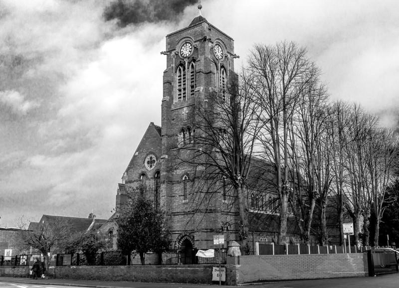 The Parish Church of St James, St James Road, Northampton