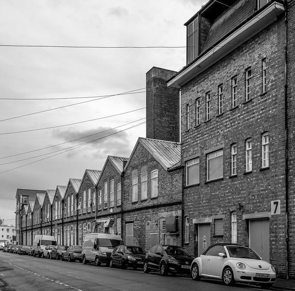 Bay 7, Churches Shoe Factory, St.James, Northampton