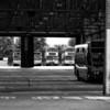 tram depot interior