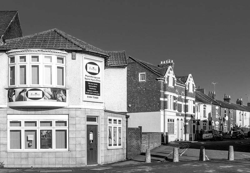 Argyle Street, Saint James, Northampton