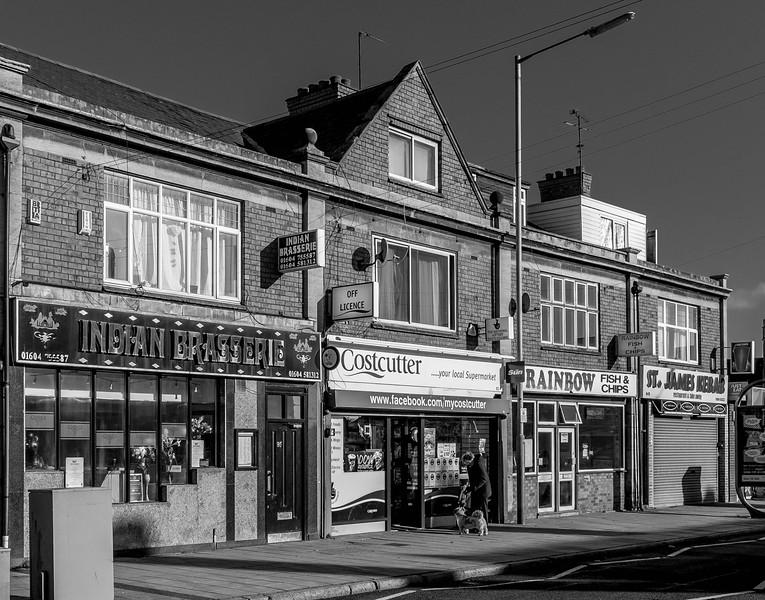 Parade of Shops, Weedon Road, Saint James, Northampton