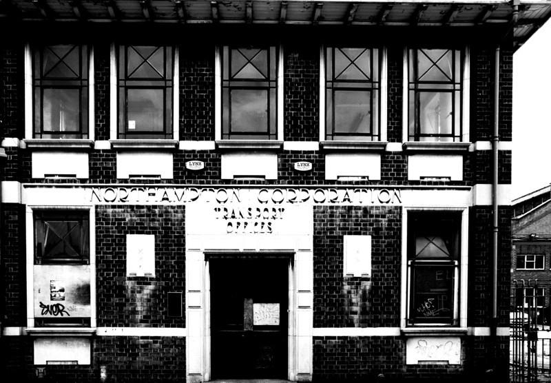 Tram Offices, St James, Northampton