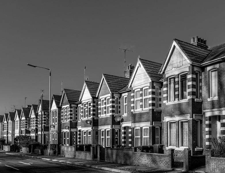 Edwardian Houses, Spencer Bridge Road, Saint James,, Northampton