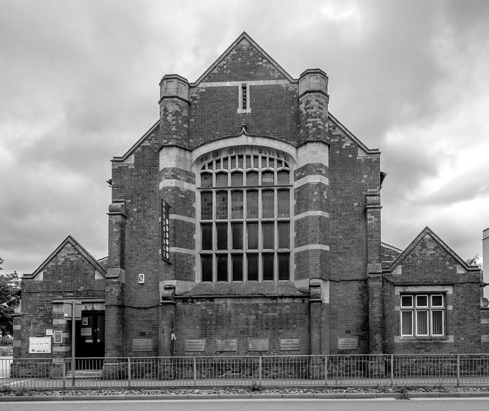 Doddridge Centre, Saint James, Northampton