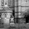 Polychromatic brickwork, The Parish Church of St James, St James Road, Northampton