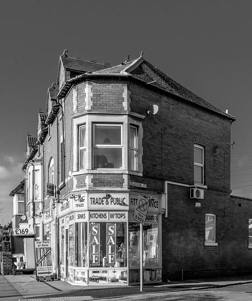 Builders' Merchant,Glasgow Street, Saint James, Northampton