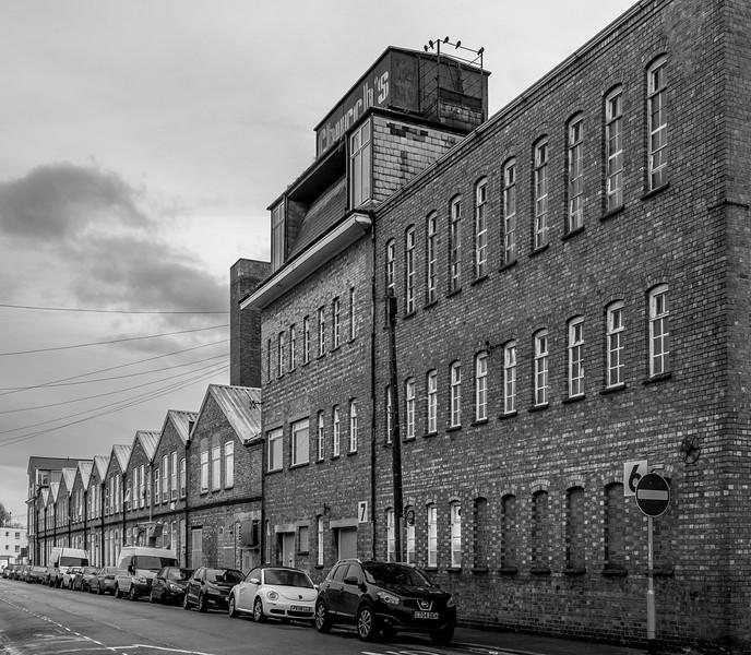Churches Shoe Factory, Sharman Road, St.James, Northampton